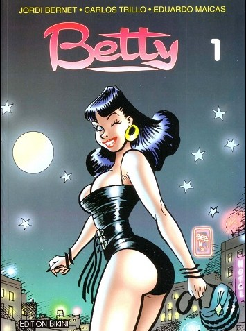 Jordi Bernet – Betty T1-T9 (German)