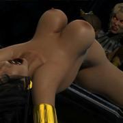 Vampirela and The Lesbian Misterss