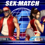 Sex Match: Mai Shiranui vs. Terry Bogard (Uncen)