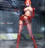 3D Art – Kz-RED