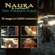 LordKvento-Naura-The-Strange place