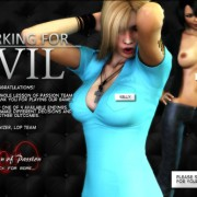 Lessonofpassion - Working for Evil
