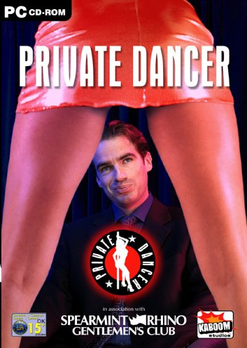 Private Dancer - 3D Strip Game