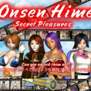 Privateer - Onsen Hime Secret Pleasures (RPG/Eng)