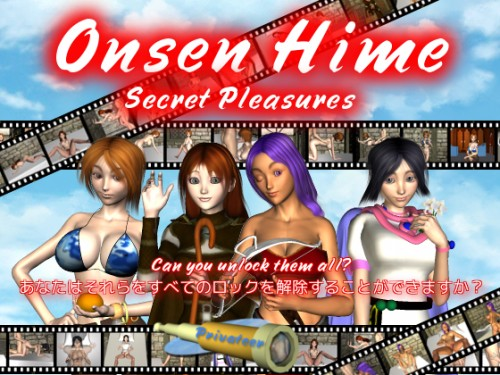 Privateer - Onsen Hime Secret Pleasures (RPG/Eng)