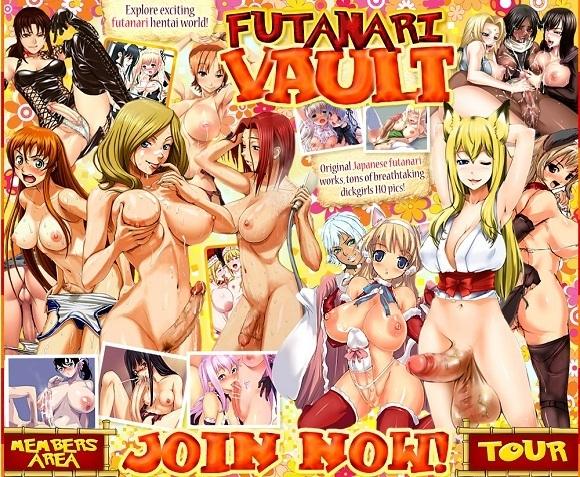 FutanariVault – SiteRip