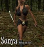 Sonya – Lardanas Amulett 1 Bondage