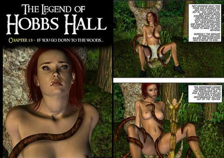 Taboo comics - The Legend Of Hobbs Hall 01-24