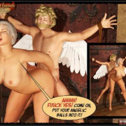 Ultimate3dporn - The Infernal Convent 1-3