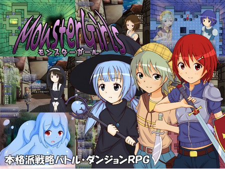 Azcat - MonsterGirls RPG