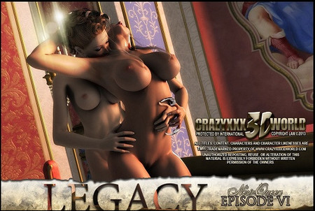 Crazyxxx3Dworld Legacy – Episode 01-16