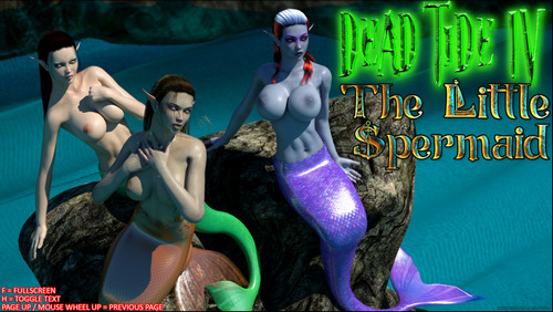 Gazukull - Dead Tide 4: The Little Spermaid