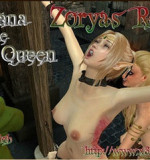 Dtrieb – Oksana The Bandit Queen – Part 1-5