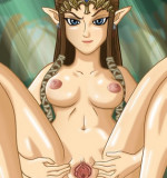 Princess Zelda Artwork – Mega Pack