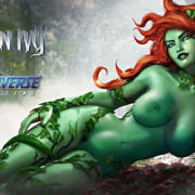 Poison Ivy Artwork – Mega Pack