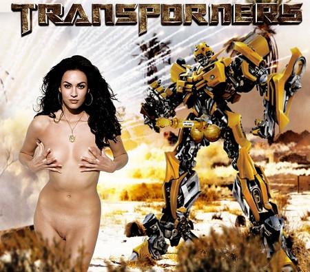 Parody transformers porn