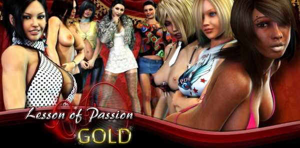 Sexandglory & Lesson of Passion Games Collection (Updated 14/04/15)