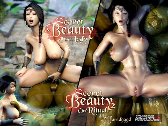 Jared999D - Secret of Beauty Bundle