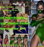 Masked Superheroine: The Green Shadow Rachel
