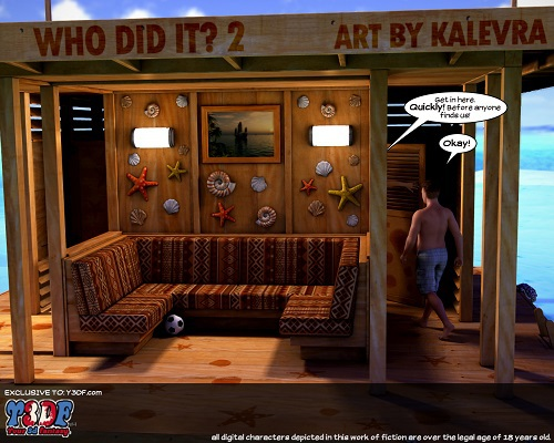 Y3DF – Who Did It? 2 (Update)