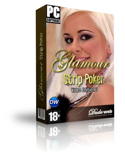 Dudaweb - Glamour Strip Poker Video Edition 3