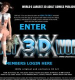 Crazyxxx3Dworld – Full SiteRip