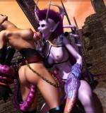 Mongobongo – Battle Sister & Daemonette