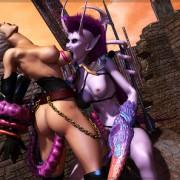 Mongobongo - Battle Sister & Daemonette