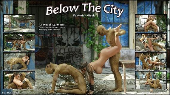 Blackadder – Below the City