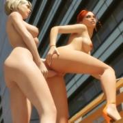 Lord-kvento - Anastasia & Eve Public Exxxposure