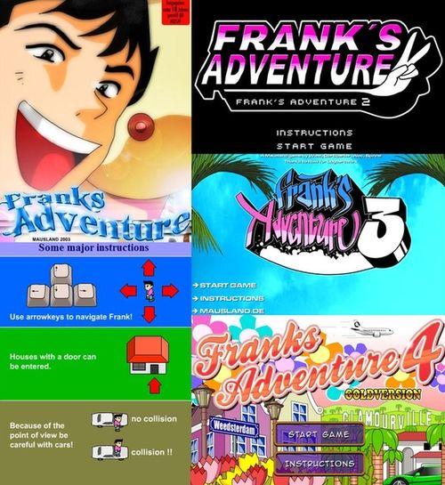 Wiesi - Frank's Adventure