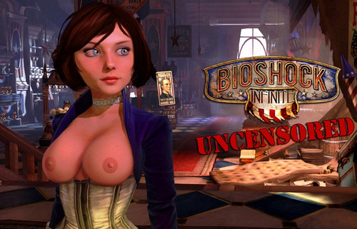 Elizabeth Artwork – BioShock Infinite Mega Pack