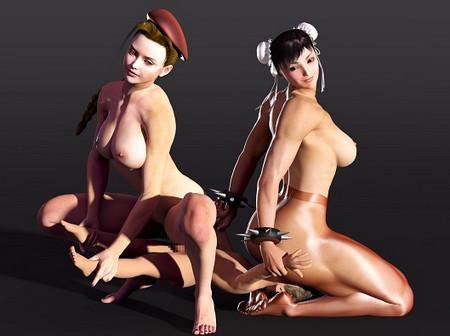 3D Art by Kou
