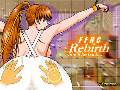 Feel the Flash Hardcore - Kasumi: Rebirth