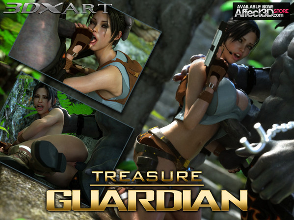 Affect3D - Treasure Guardian