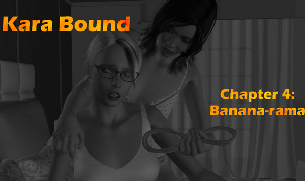 Kara Bound Chapter 1-4
