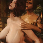 Yes, My Thane. Please, My Jarl - Skyrim Futa
