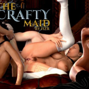 The Crafty Maid by HZR