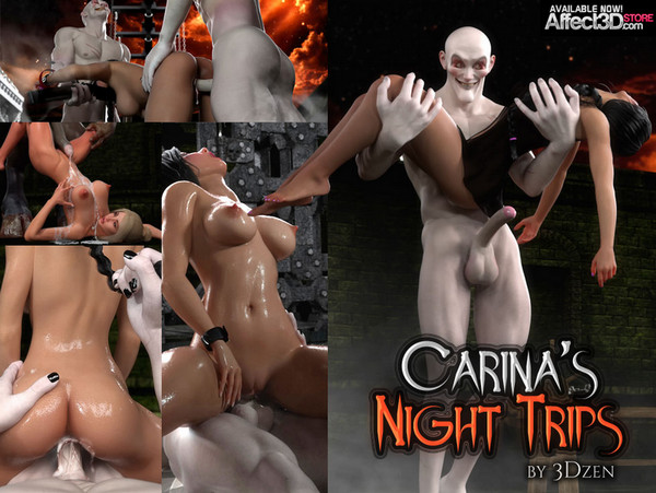 3DZen Affect3D - Carina's Night Trips