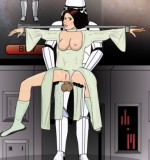 3DFuckhouse – Leia the Against Fuck Imperium