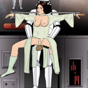 3DFuckhouse - Leia the Against Fuck Imperium