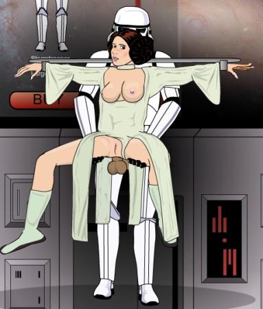 3DFuckhouse - Leia the Against Fuck Imperium