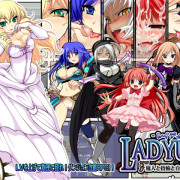 LADYUS Demon and Ring and White Angel