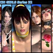 Artist Think Parton – Bockin Girls Series