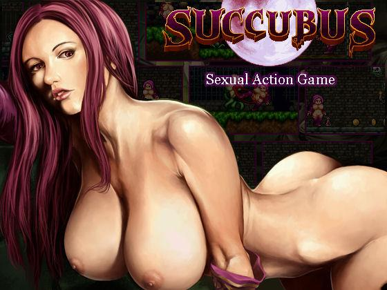Libraheart - Succubus: Sexual Action Game