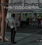 Tetsu – Dr. Turners Chronicles – The Goddess