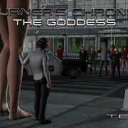 Tetsu - Dr. Turners Chronicles – The Goddess