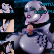 Foreign 3D Animation - Virtual Robo Pussy