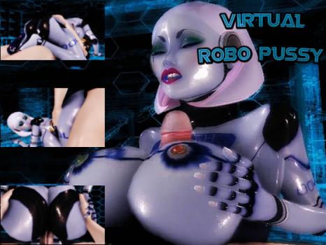 3d animation robots sex attack 5