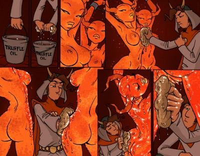 Art by Oglaf